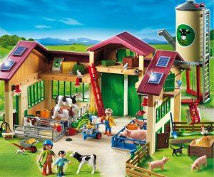 ferme Playmobil 123